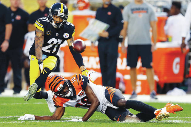 Pittsburgh Steelers cornerback Joe Haden, who has never played in the playoffs, experienced a scare when he broke his leg a month ago against Indianapolis. Five weeks later, Haden has recovered to the point where he's on track to play Monday when the AFC North champion Steelers visit the Houston Texans.