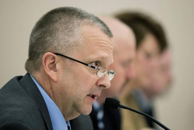 GOP lawmaker's 'I don't like men' comment stirs protest