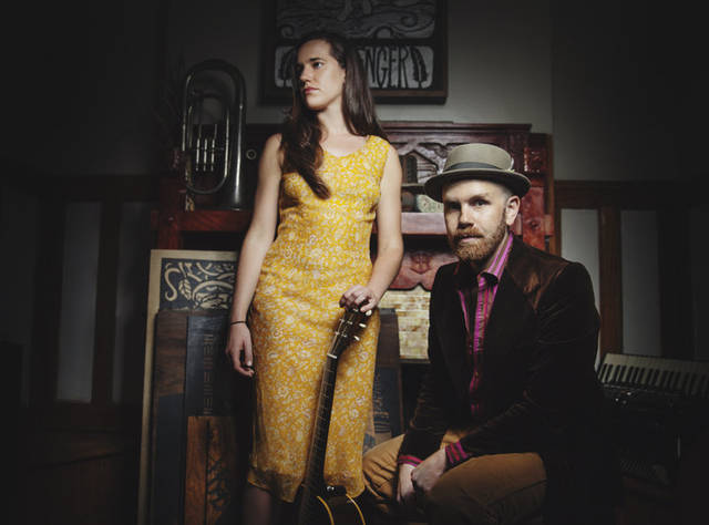 Robinson & Rohe will perform 'The Longest Winter: A Christmas Concert and Singalong' on Dec. 22 at The Cooperage in Honesdale.