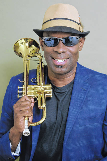 Jazz trumpeter and music professor Ron McCurdy will bring the multi-media show 'Ask Your Mama: Twelve Moods for Jazz,' featuring the poetry of Langston Hughes, to Misericordia University in January.