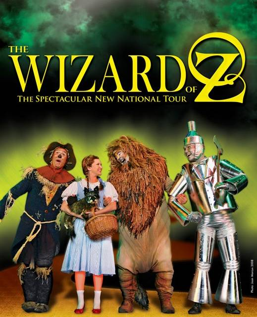 The celebrated tale of Dorothy, The Scarecrow, The Tin Man and The Cowardly Lion will take the stage on April 13 at the F.M. Kirby Center in Wilkes-Barre.