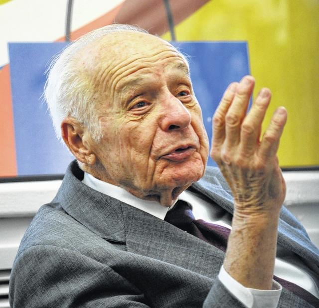 Albert Boscov, a retail icon and community pillar, died in Feburary.