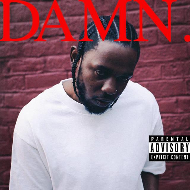 Kendrick Lamar — 'DAMN.'