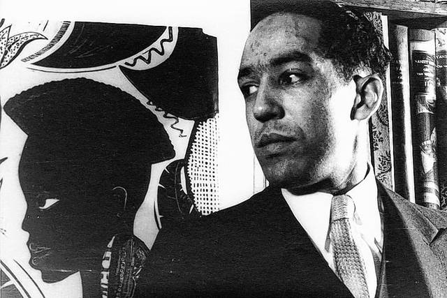 The late Langston Hughes was a prolific writer and a luminary of the Harlem Renaissance.