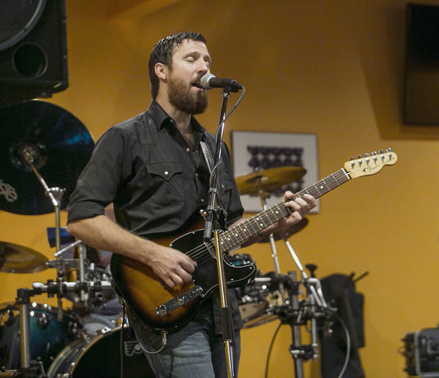 Local songwriter and guitarist Mike 'MiZ' Mizwinski will open for roots rockers the Adam Ezra Group on Dec. 23 at the Mauch Chunk Opera House in Jim Thorpe.
