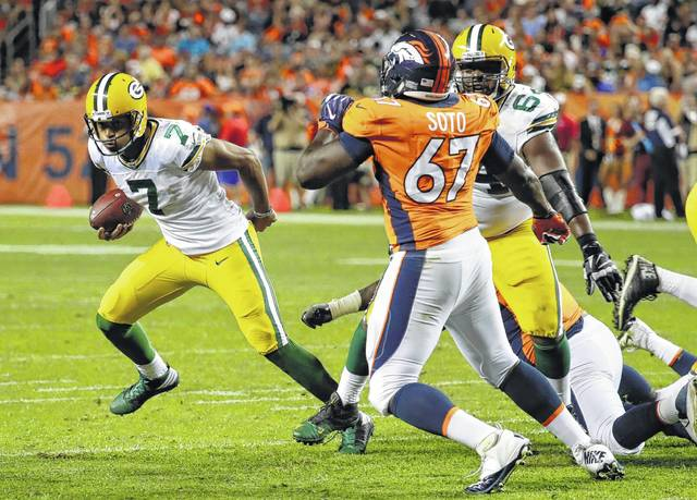 GAR grad Shakir Soto (67) signed with the Oakland Raiders on Wednesday. He will join the team's practice squad.