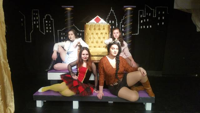 'Disenchanted,' a musical comedy featuring 10 fairy princesses and their lives after the Happily Ever After, will show at the Phoenix Performing Arts Centre in Duryea from Jan. 12 through 21.