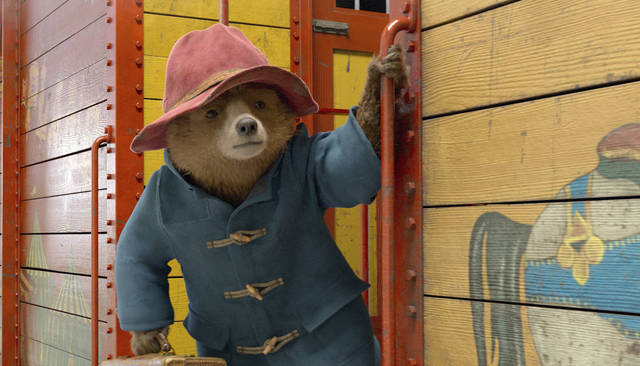 Paddington the bear embarks on an adventure to find the prized book a thief stole before he could give it to his aunt for her 100th birthday in 'Paddington 2.'