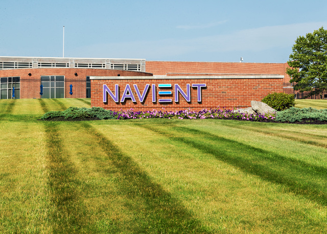 Navient facility in the Hanover Industrial Park.