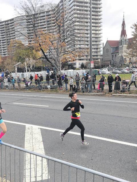 She's run marathons in Scranton, Pittsburgh and Philadelphia. The next challenge for Wilkes-Barre native Bryn Mesko is a 230-mile, coast-to-coast, eight-day ultramarathon called Run Across Haiti.
