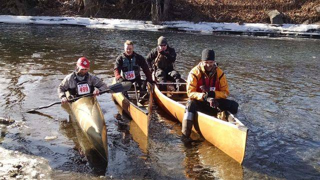 Shiverfest, an 'extreme kayak and canoe race' will take place Jan. 13 on the Lackawanna River in Scranton.