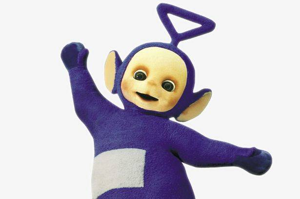 Actor Simon Barnes Tinky Winky In Teletubbies S At 52