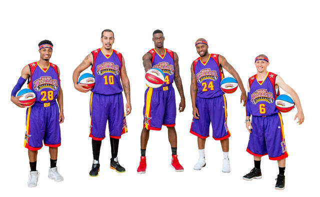 The Harlem Wizards will show off their basketball brilliance on Jan. 13 at Lake Lehman High School in Lehman Township.