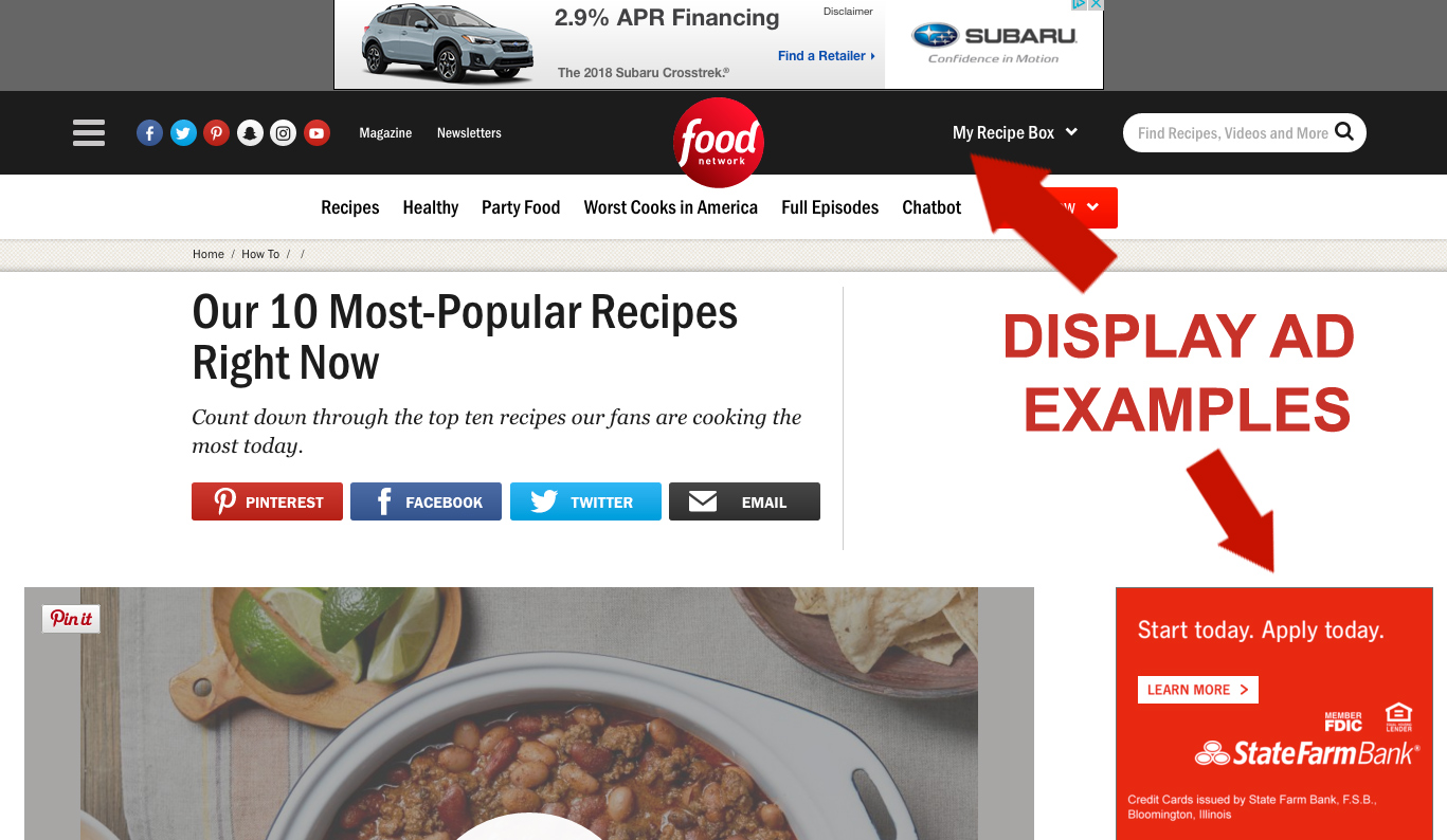 Display ads – Programmatic | Times Leader