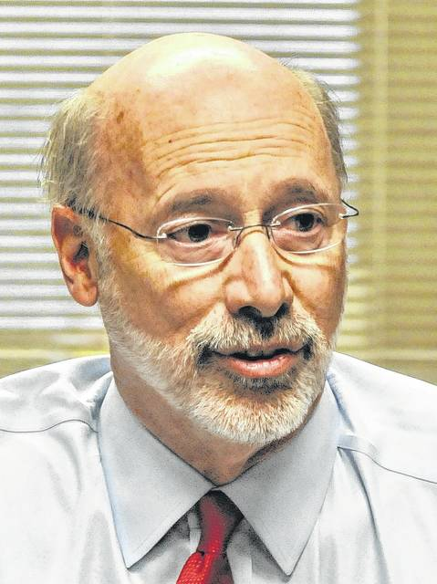 Wolf aims for smooth landing for budget
