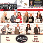 Times Leader Readers' Choice Award 2018