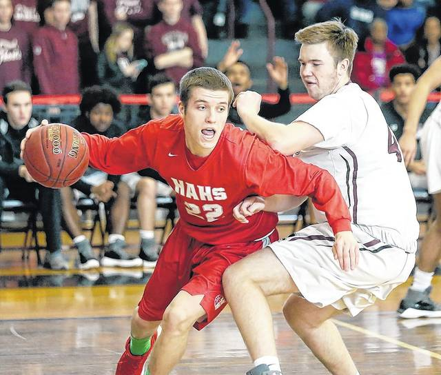 PIAA Basketball Hazleton Area Boys Advance To Class 6A