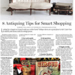 A guide to antiquing and furniture restoration
