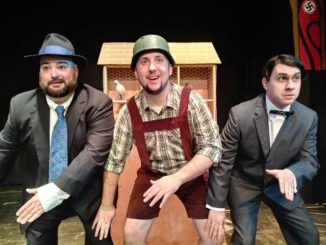 Theater listings: May 11 through 17