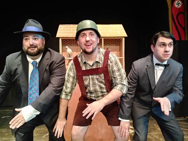 Theater listings: May 4 through 10