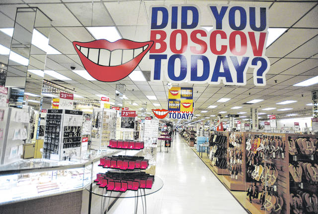 Coming off of a record sales year, Boscov's to open 47th store