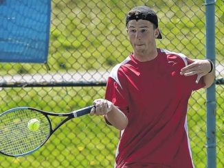 WVC trio bows out in semifinals of District 2 singles tournament