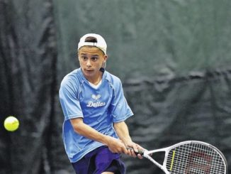 Delays can't stop Dallas tennis from reaching District 2 championship match