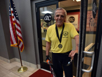 At 75 years young, he's a national champion