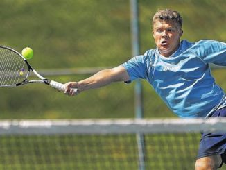 Dallas boys tennis makes history with district championship win