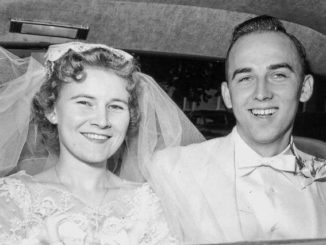 Theodore and Elaine Iwaniw celebrate 60th anniversary