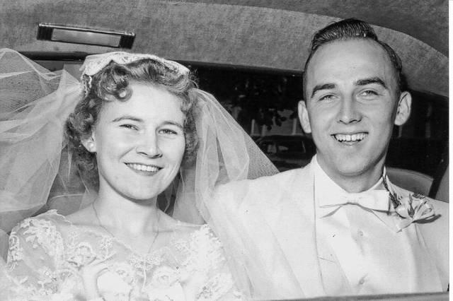 Theodore and Elaine Iwaniw celebrate 60th anniversary