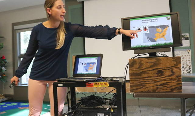 Pa  is a leader in Lyme disease: Expert gives tick