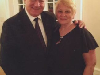 Martin and Macrina DiRoberto celebrate 50th anniversary