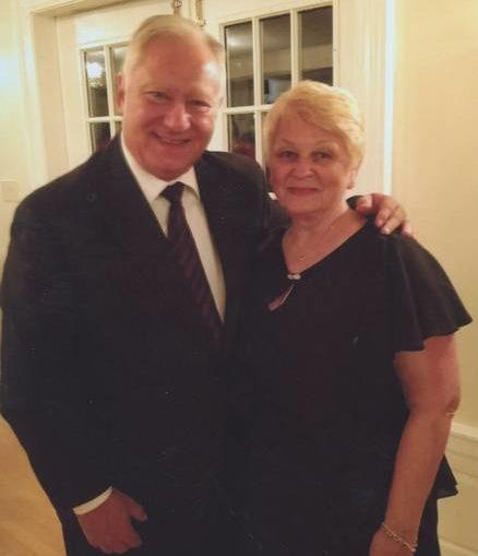 Martin and Macrina DiRoberto celebrate 50th anniversary