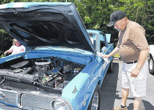 Car Show All About Helping Kids Times Leader