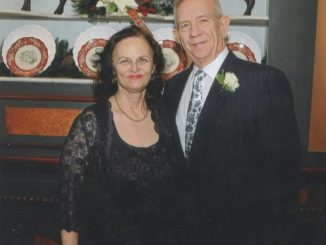 Mr. and Mrs. James B. Post III celebrate 50th anniversary