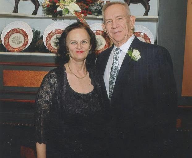 Mr. and Mrs. James B. Post III celebrate 50th anniversary