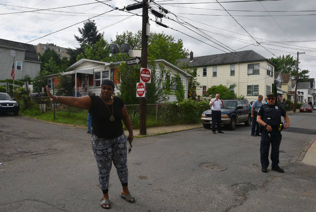 NIT hits Hutson St  in response to residents' complaints on