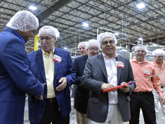 USHydrations opens new $20 million Pittston Twp. manufacturing line