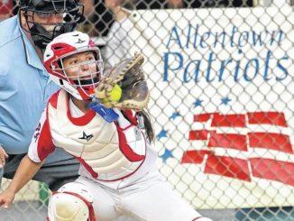 PIAA softball: Pittston Area's historic season narrowly comes to an end