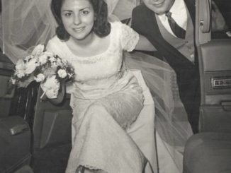 Tino and Elizabeth 'Betty' Turco celebrate 50th anniversary