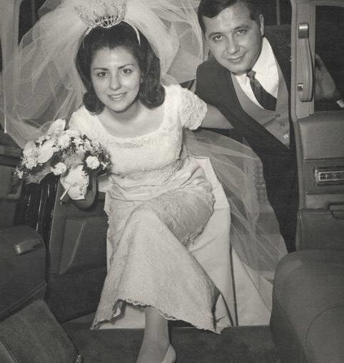 Tino and Elizabeth 'Betty' Turco celebrate 50th anniversary