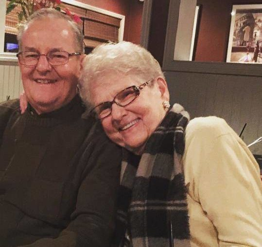 Mr. and Mrs. Joseph Kerestes Sr. celebrate 65th anniversary