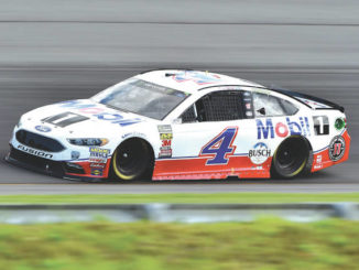 Kevin Harvick comes up short again in quest for Pocono victory