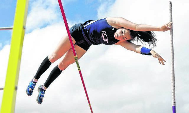 Girls track and field all stars | Times Leader