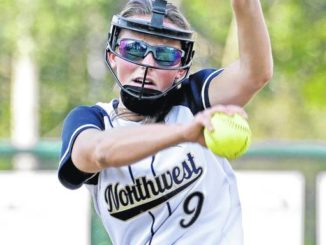 H.S. Softball: Northwest's Brooke Harvey leads West to victory