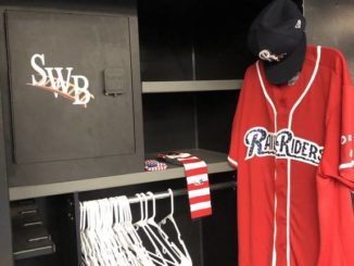 Riding The Rails: Inside the RailRiders' clubhouse