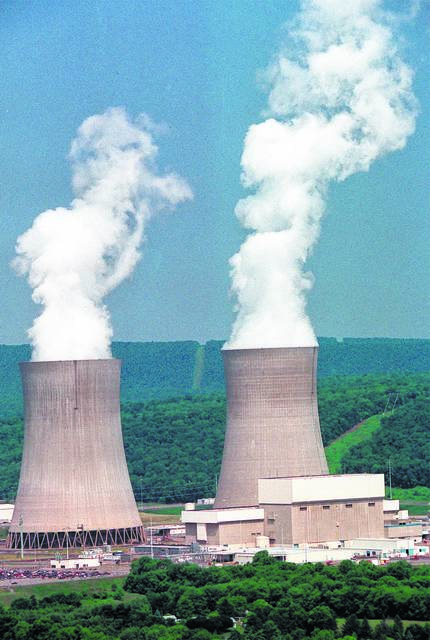 The Susquehanna Nuclear Power Plant is seen in a file photo. Talen Energy has notified the U.S. Nuclear Regulatory Commission that both units are now in compliance with an upgrade order.