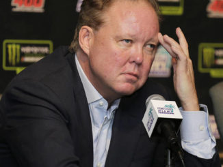 Brian France takes leave from NASCAR following DWI, drug arrest