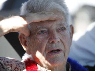 Pearl Harbor survivor who pushed to identify 'unknowns' dies